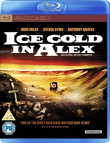 Ice Cold in Alex, Blu-ray  BluRay