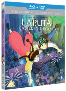 Laputa - Castle in the Sky, Blu-ray  BluRay