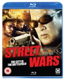 Street Wars, Blu-ray  BluRay