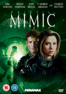 Mimic, DVD  DVD