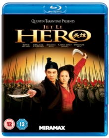 Hero, Blu-ray  BluRay