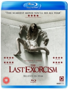 The Last Exorcism, Blu-ray BluRay