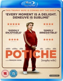 Potiche, Blu-ray  BluRay