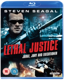 Lethal Justice, Blu-ray  BluRay