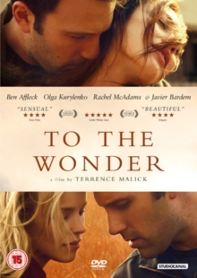 To the Wonder, DVD  DVD
