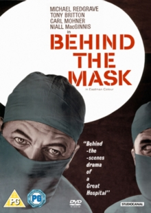 Behind the Mask, DVD  DVD