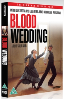 Blood Wedding, DVD  DVD