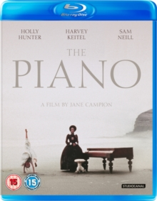 The Piano, Blu-ray BluRay