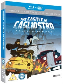 The Castle of Cagliostro, Blu-ray BluRay