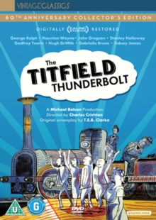 The Titfield Thunderbolt, DVD DVD