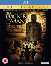 The Wicker Man: The Final Cut, Blu-ray BluRay