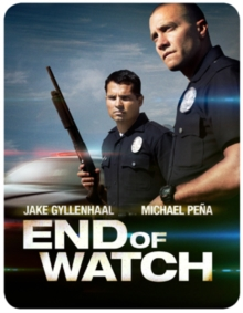 End of Watch, Blu-ray  BluRay