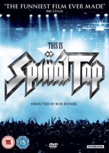 This Is Spinal Tap, DVD  DVD