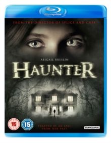 Haunter, Blu-ray  BluRay