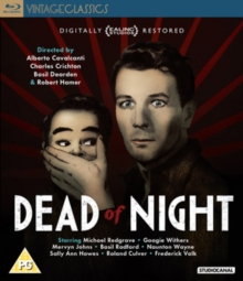 Dead of Night, Blu-ray  BluRay