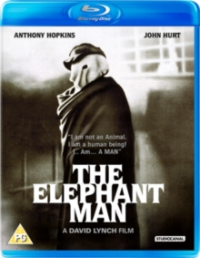 The Elephant Man, Blu-ray BluRay