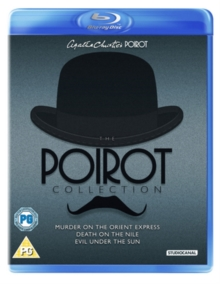 The Poirot Collection, Blu-ray BluRay