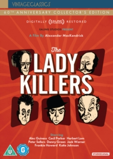 The Ladykillers, DVD DVD