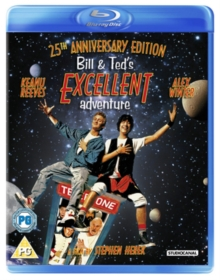 Bill and Ted's Excellent Adventure, Blu-ray  BluRay