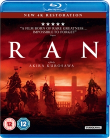 Ran, Blu-ray BluRay
