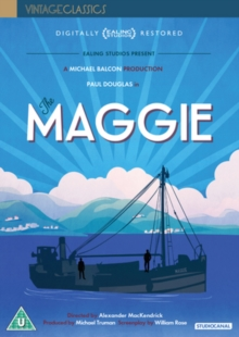 The Maggie, DVD DVD
