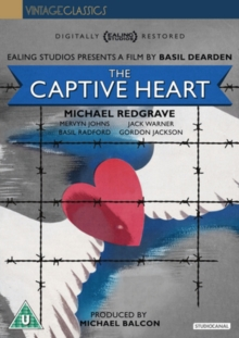 The Captive Heart, DVD DVD