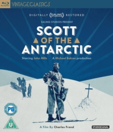 Scott of the Antarctic, Blu-ray BluRay