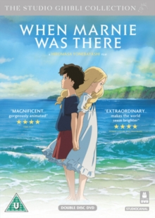 When Marnie Was There, DVD DVD