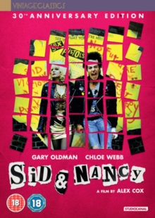 Sid & Nancy, DVD DVD