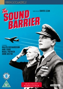 The Sound Barrier, DVD DVD