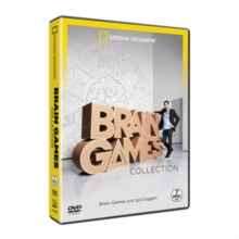 National Geographic: Brain Games Collection, DVD  DVD