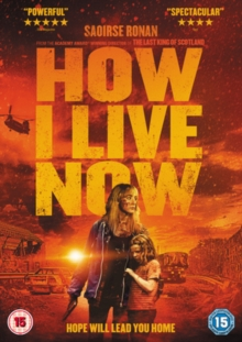 How I Live Now, DVD  DVD