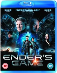 Ender's Game, Blu-ray  BluRay
