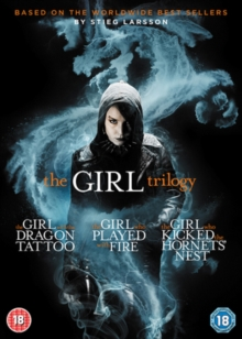 The Girl... Trilogy, DVD DVD