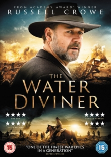 The Water Diviner, DVD DVD