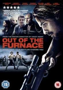 Out of the Furnace, DVD  DVD