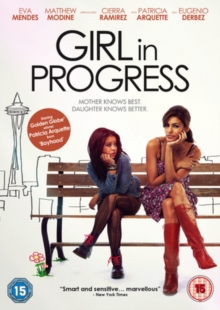 Girl in Progress, DVD  DVD