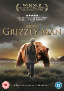 Grizzly Man, DVD  DVD