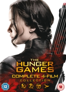 The Hunger Games: Complete Collection, DVD DVD