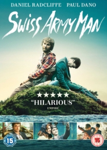 Swiss Army Man, DVD DVD