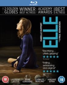 Elle, Blu-ray BluRay