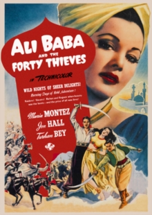 Ali Baba and the Forty Thieves, DVD  DVD