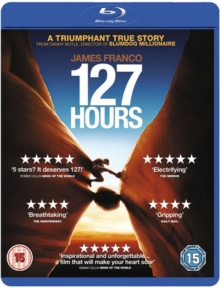 127 Hours, Blu-ray  BluRay