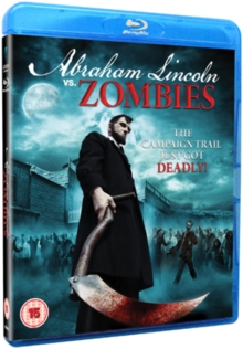 Abraham Lincoln Vs Zombies, Blu-ray  BluRay