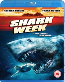 Shark Week, Blu-ray  BluRay