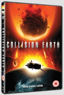 Collision Earth, DVD  DVD