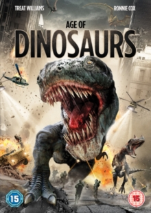 Age of Dinosaurs, DVD  DVD