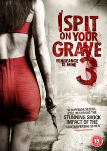I Spit On Your Grave 3, DVD  DVD