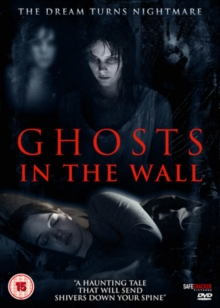 Ghosts in the Wall, DVD  DVD