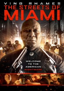 The Streets of Miami, DVD DVD